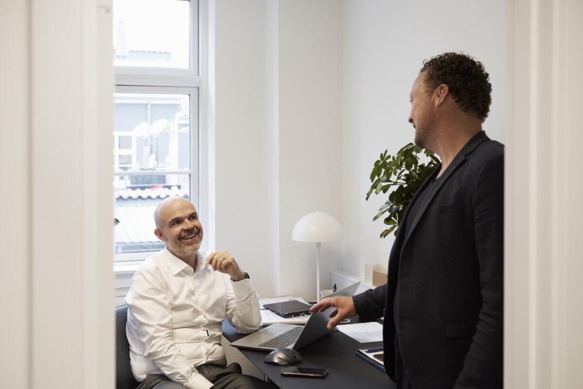 Sparring til iværksættere i Køge